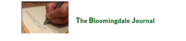 Bloomingdale Journal